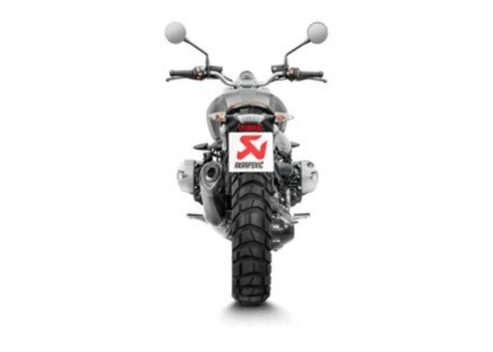Akrapovic Slip-On Demper met E-keur - BMW R NINET 2014-2016 (Titanium)
