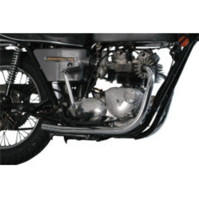MAC Exhausts Triumph 60-63 Chr Headpipes Vervanger