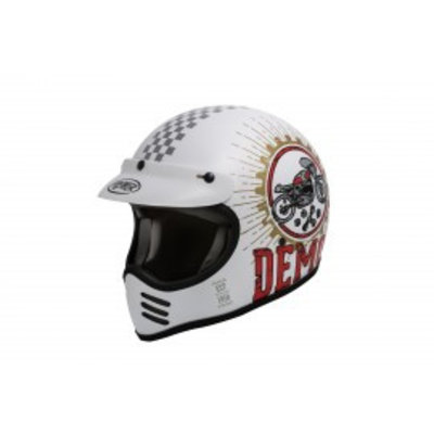 Premier Trophy MX Helm Speed Demon 8 BM