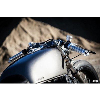 Motogadget M-Grips CNC Aluminum (Set van 2)