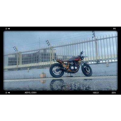 Yamaha fj600 Bratstyle