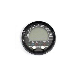 Acewell Digitaal Dash KM/H & RPM ACE-2853S Zwart