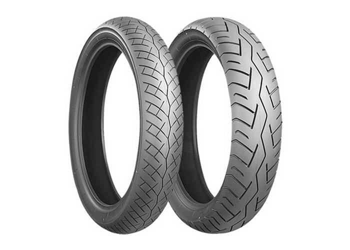 Bridgestone 140/80 -17 TL 69 V BT 45 Rear