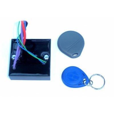 Eenvoudig RFID Contactslot /  Beveiliging systeem
