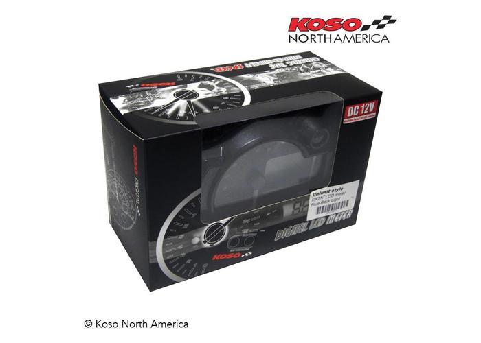 KOSO RX2N + GP-stijl (max. 20 000 RPM)