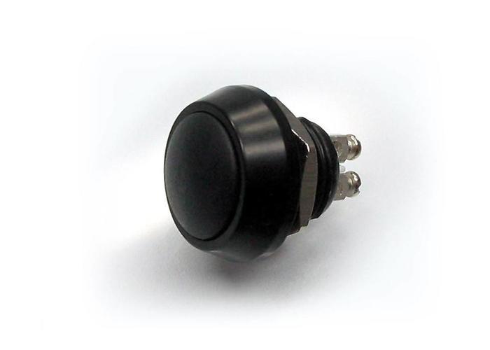 Motogadget Push Button M12 Black