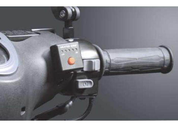 "KOSO Heated Grips & Switch 7/8\ + 7/8"" L=130mm """""""