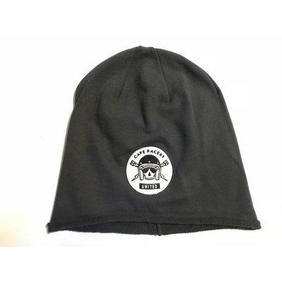 MCU Skull Beanie Charcoal