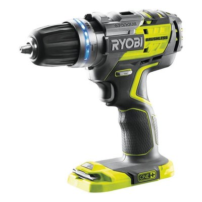 Ryobi ONE + Koolborstelloze Percussie Boormachine R18PDBL-0 *Body Only*