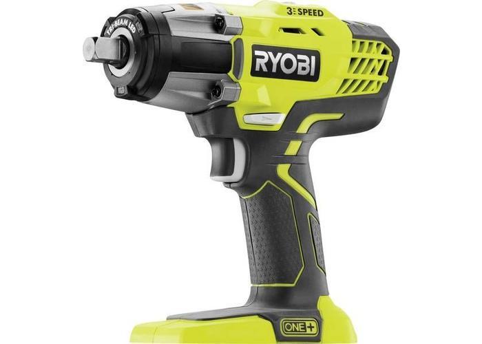 Ryobi ONE+ 3-snelheden Slagschroevendraaier / Slagmoersleutel 1/2 '' R18iW3-0 *Body Only*