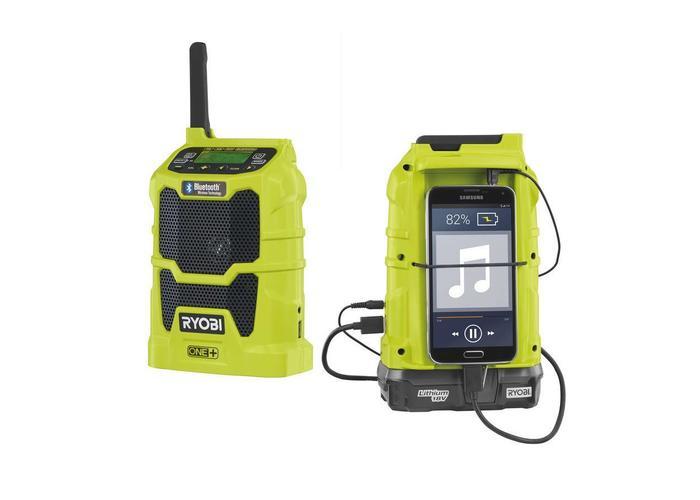 Ryobi ONE+ Bluetooth Speaker Radio R18R-0 *Body Only*