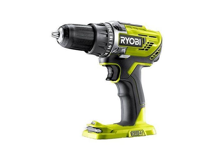 Ryobi 18V Power Pack R18DD3 + R18AG + R18JS + R18PS + 1x 5.0A + 1x 2.0A R18CK4B-252S