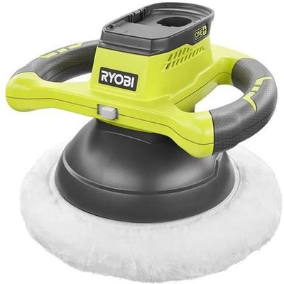 Ryobi ONE+ 18V 10'' Poetsmachine in geschenkdoos R18B-0 *Body only*