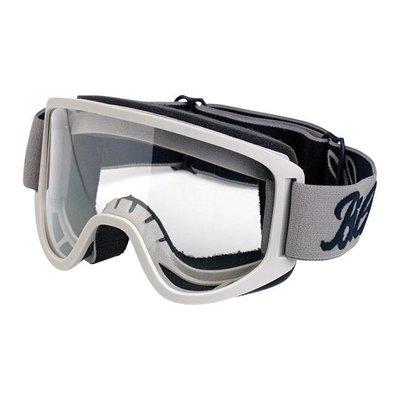 Biltwell Goggle Titanium/Black