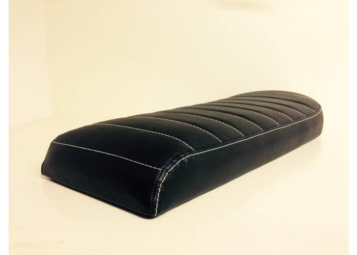 C.Racer Brat Seat Tuck N' Roll Black Long Type 28