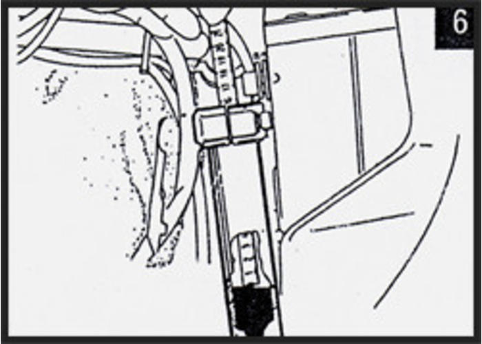 Hagon Aprilia RST 1000 Futura ***01> Voorvork Veren Set