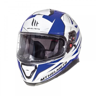 MT Thunder III SV Effect Wit/Blauw