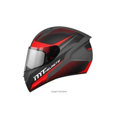 MT Helmets Stinger Divided Oranje