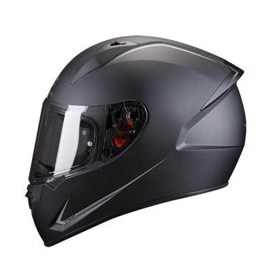 MT Helmets Stinger Divided Mat Zwart
