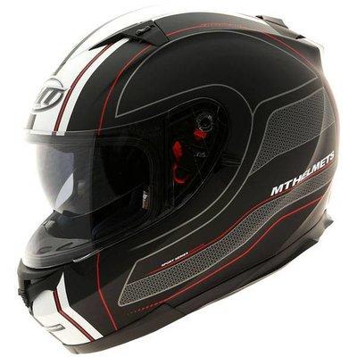 MT Blade SV Raceline Zwart/Rood