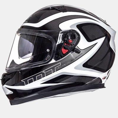 MT Helmets Blade SV Morph Zwart/Grijs