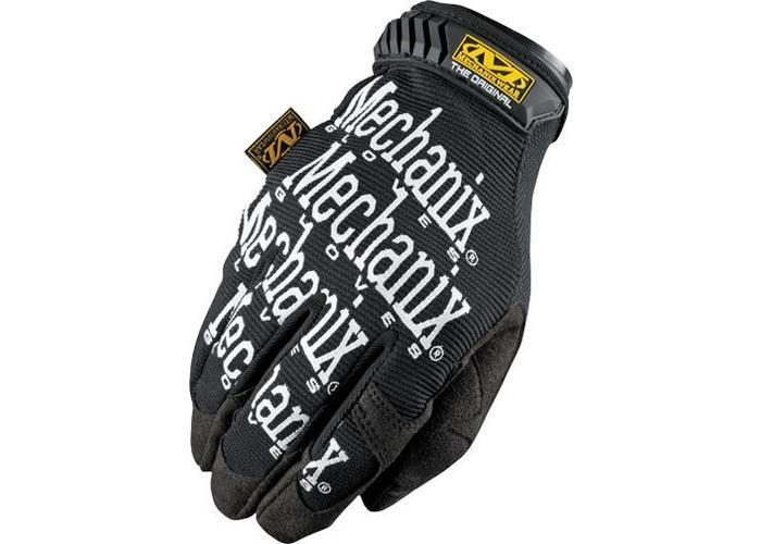 Mechanix Werkhandschoenen Zwart/Wit