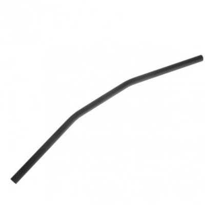 "1 ""/ 25 mm zwarte drag-bar"