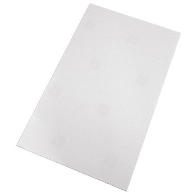 Tank Pad sheet - Transparent
