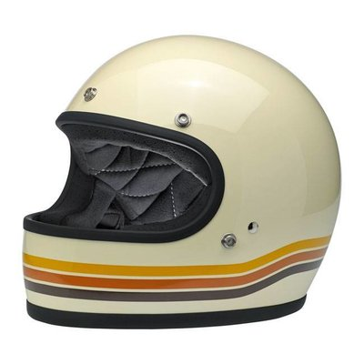 Biltwell Gringo Fullface Helm Vintage Desert