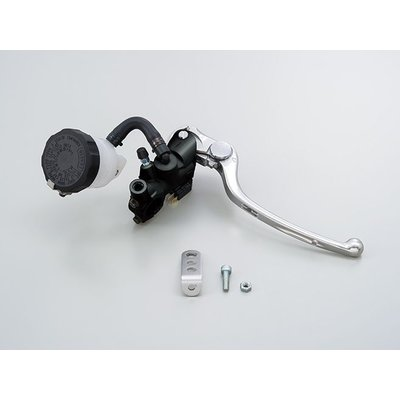 Nissin 22MM Radiale Rem Pomp 17mm Zwart / Zilver