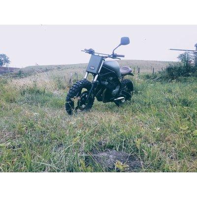 Yamaha XJ600 Scrambler