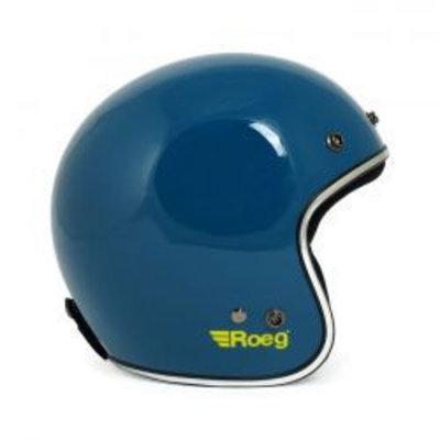 Roeg Jett Helm Blauw