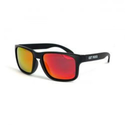 Roeg Billy Zonnebril Zwart Polarized