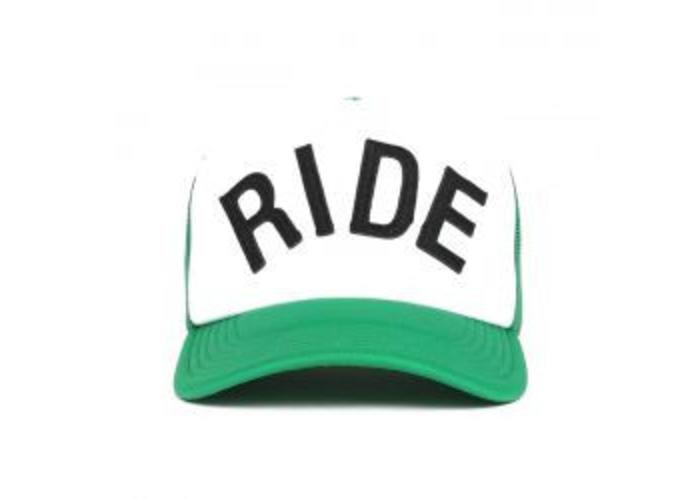 Roeg RIDE trucker groen