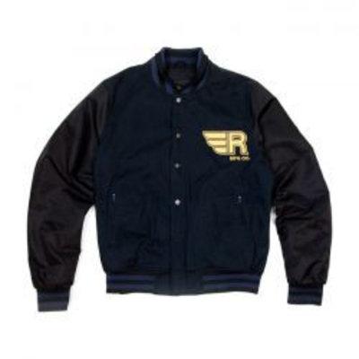 Roeg Cole Jacket Blauw