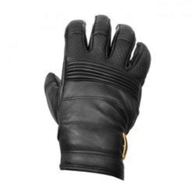 Roeg Hank-handschoen Zwart