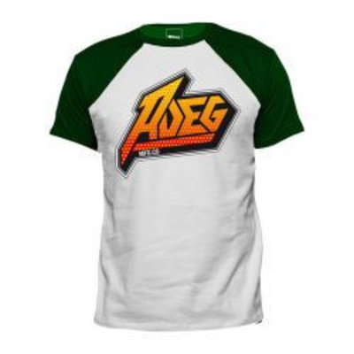 Roeg 7 tee shirts Groen