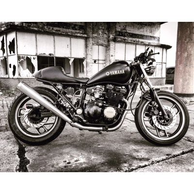 Cafe racer Yamaha XJ600