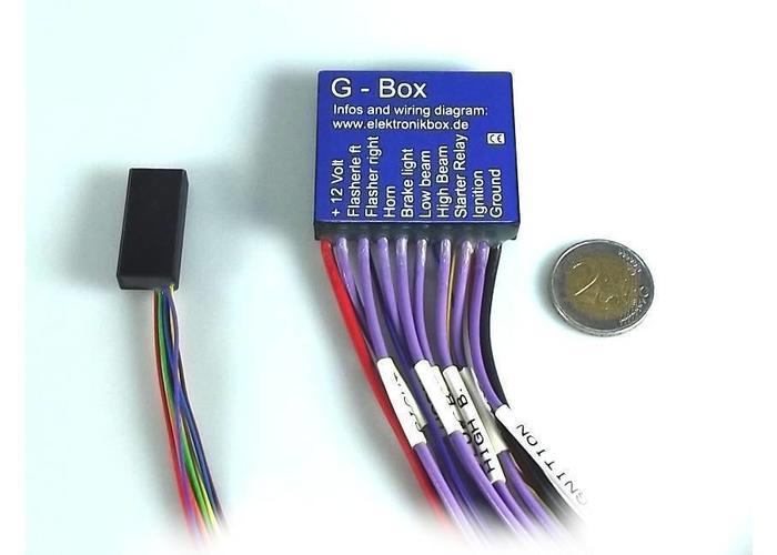 Elektronic Box versie G