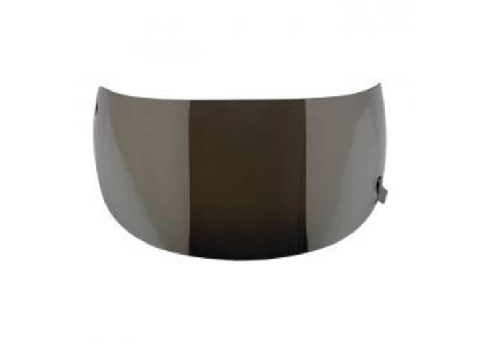 Biltwell Gringo S Flat Shield Chrome Mirror