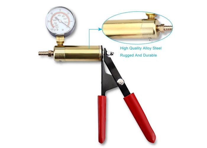 15 Delige Vacuum Pomp voor Remvloeistof - Remontluchter