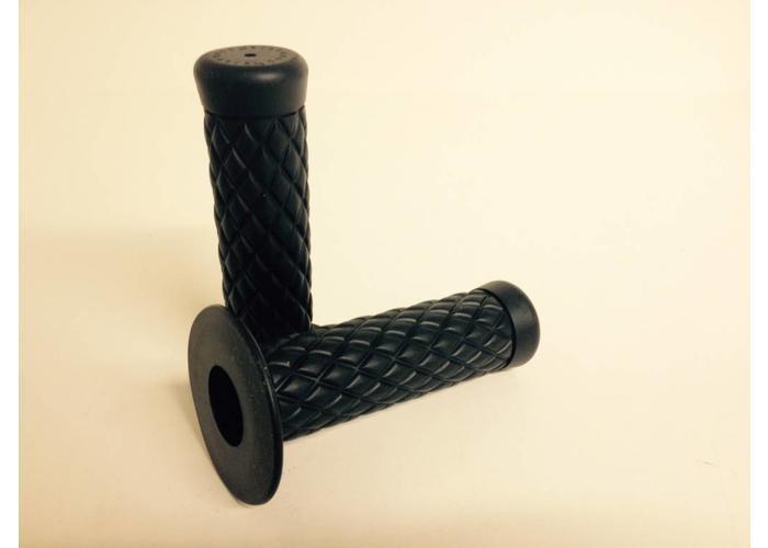 """Biltwell Thruster 25.4MM / 1"""" Handvatten Zwart"""