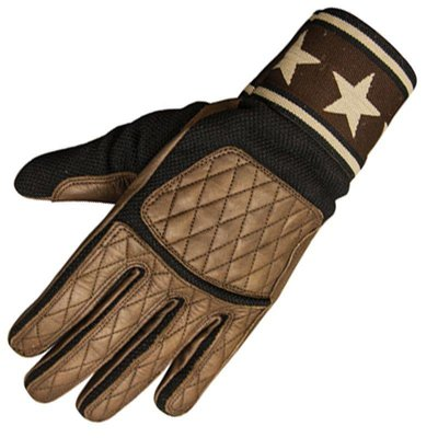 Roland Sands Peristyle - Tobacco Gloves