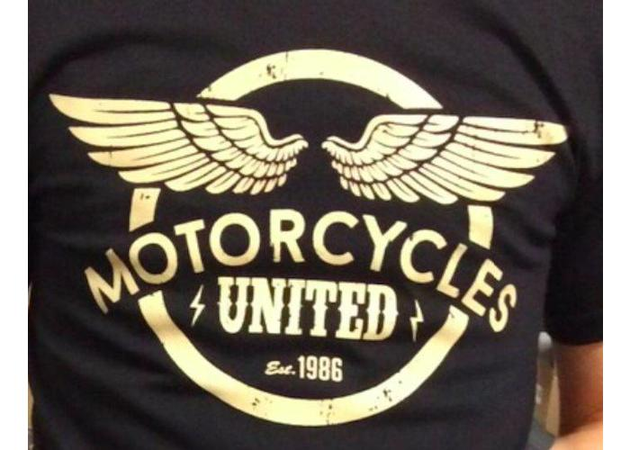 MCU Motorcycles United T-Shirt