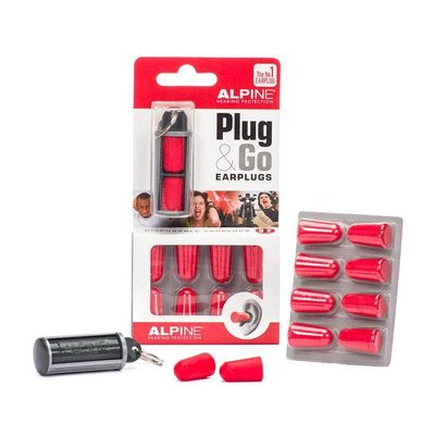 Alpine Plug & Go oordopjes