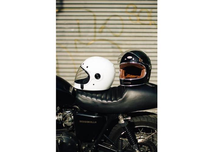 Bell Bell Bullitt Classic Style Solid Black