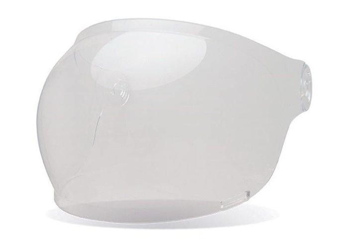 Bell Bubble Shield zwart of bruin tabblad Bullitt Clear (selecteer)