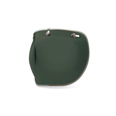 Bell Bubble Shield Wayfarer Green Custom 500 Deluxe