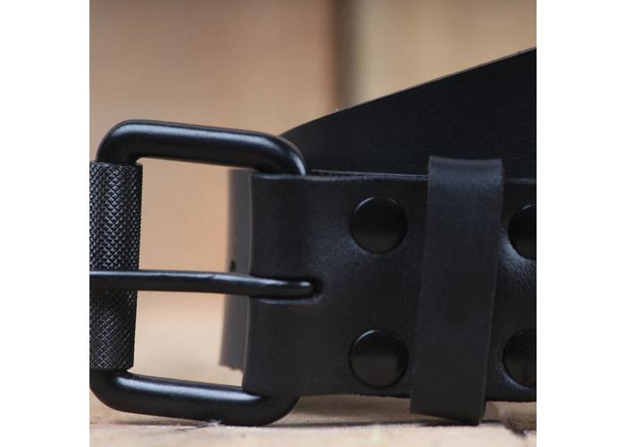 Trip Machine Riem - Zwarte enkele pin