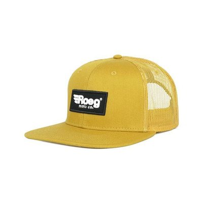 Roeg Blake Flat Panel Cap Yellow